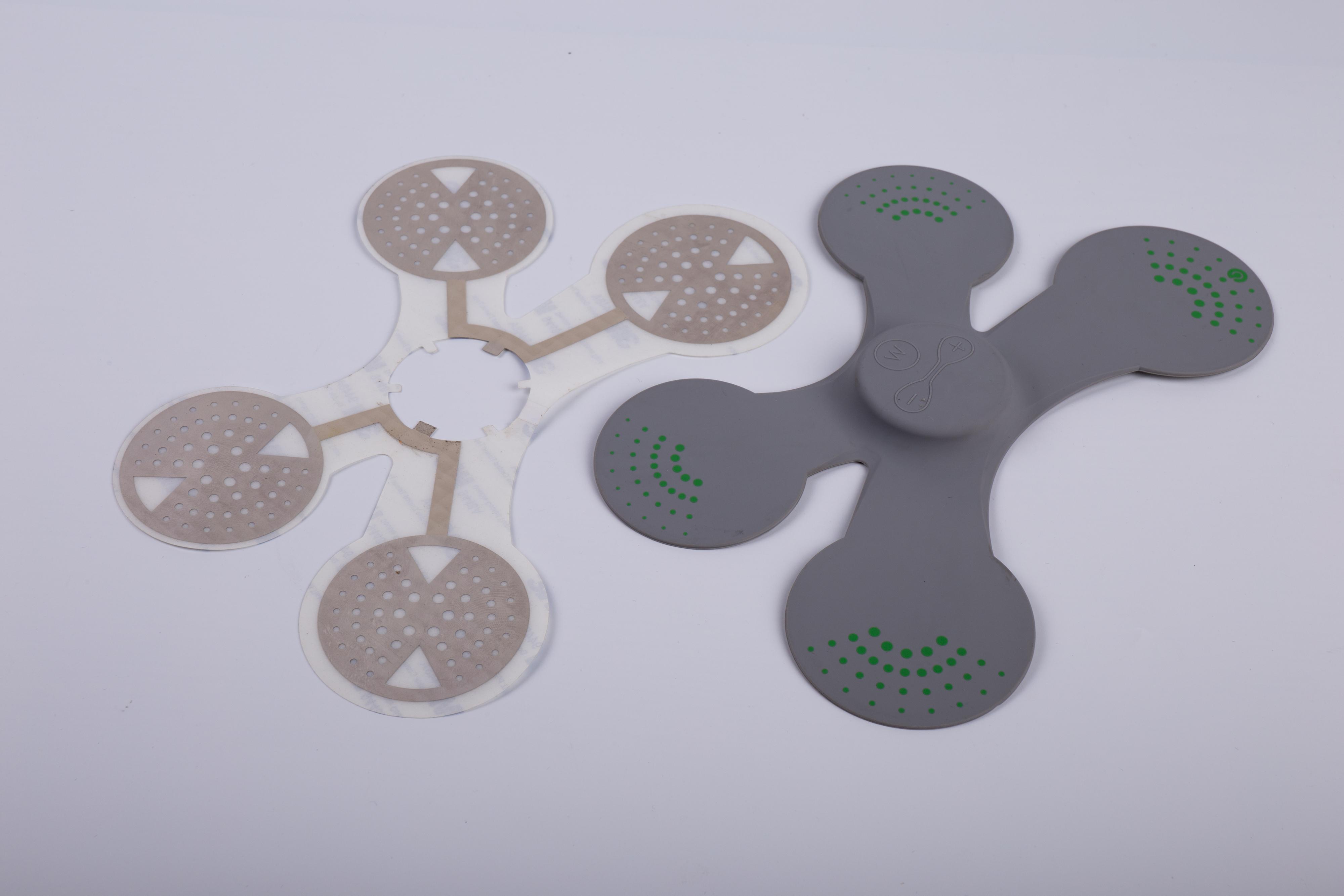 治疗仪贴片-塑身减肥贴-防氧化电极片