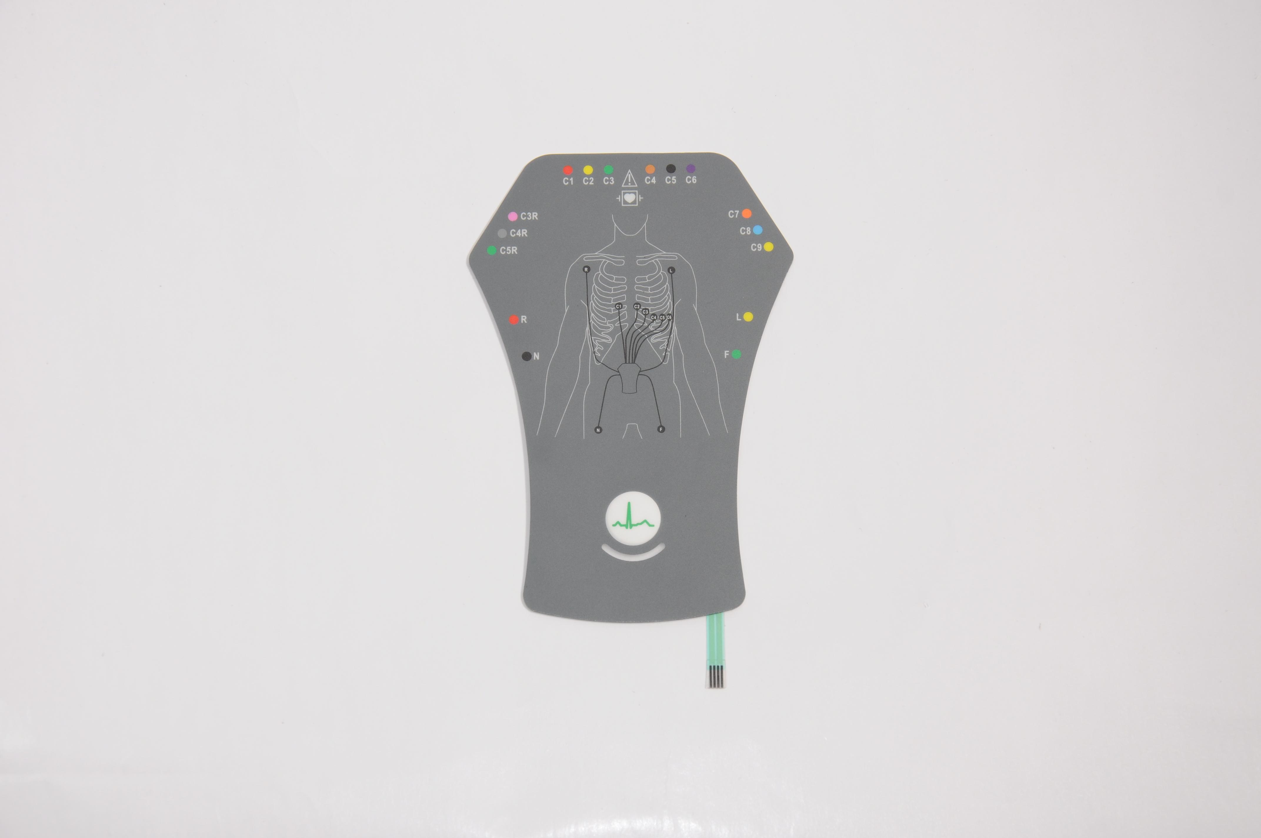 fpc薄膜开关-医疗薄膜面板-导电薄膜面板印刷